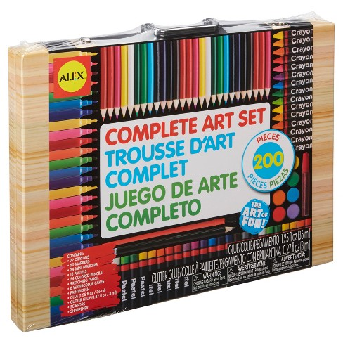 ALEX Toys Artist Studio Complete Art Set - image 1 of 9