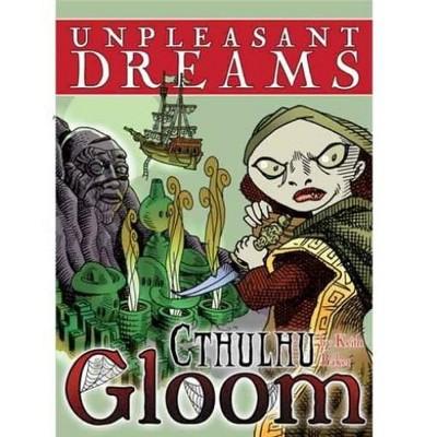 Cthulhu Gloom - Unpleasant Dreams Board Game