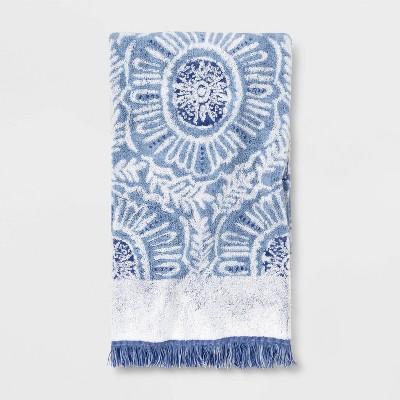 Bath Towel Blue - Opalhouse™