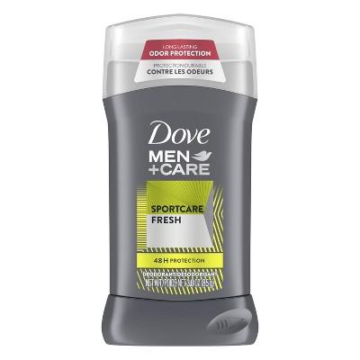 Dove Men+Care Sport Care Active + Fresh 48-Hour Deodorant Stick - 3oz