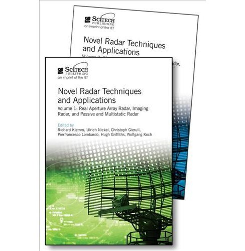 Novel Radar Techniques and Applications -  (Hardcover) - image 1 of 1