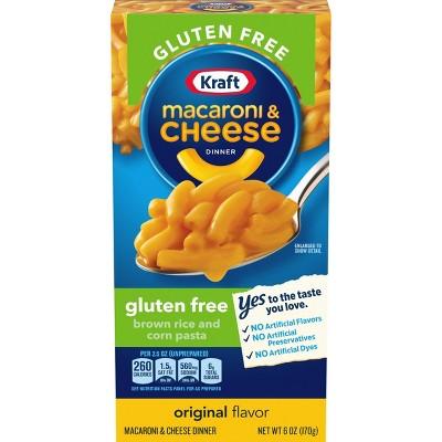 Kraft Mac & Cheese Original Gluten Free - 6oz