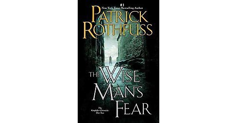 The Wise Man's Fear (Paperback) by Patrick Rothfuss - image 1 of 1