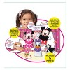 Disney Minnie Tell Me a Story - Hand Puppet Theater - image 3 of 3