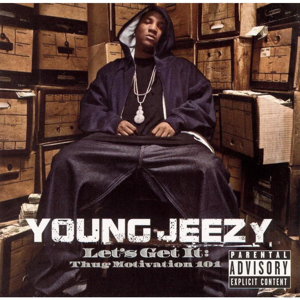 Young Jeezy Let S Get It Thug Motivation 101 Explicit Lyrics Cd