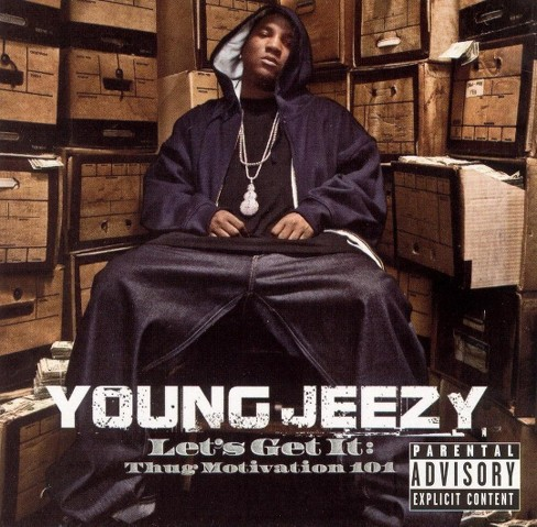 Young Jeezy - Let's Get It: Thug Motivation 101 [Explicit Lyrics] (CD) - image 1 of 1