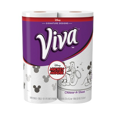 Paper Towels: Viva Printed