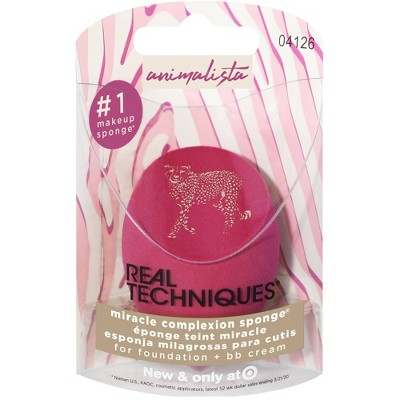 Real Techniques Cheetah Miracle Complexion Sponge