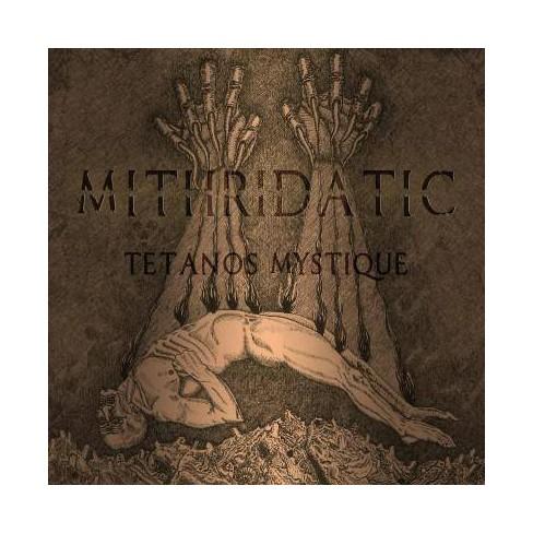 Mithridatic - Tetanos Mystique (CD) - image 1 of 1