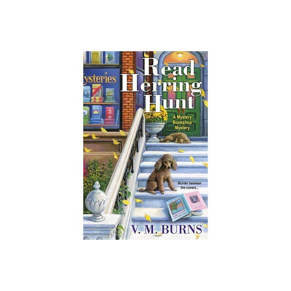 Read Herring Hunt By V M Burns Paperback