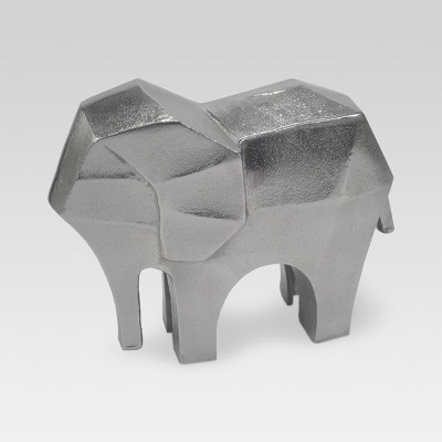 Elephant Figure Silver - Project 62™