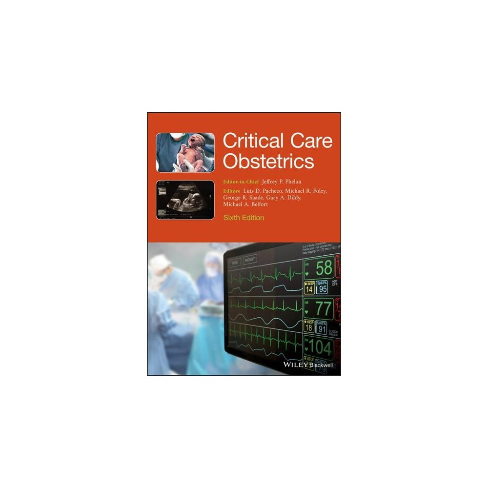 Critical Care Obstetrics - 6 (Hardcover)