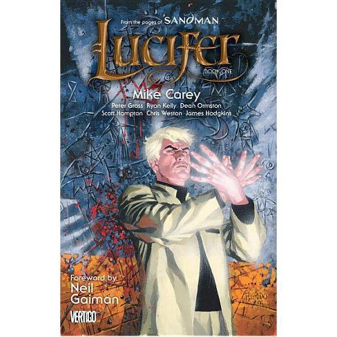 Lucifer Book One - by  Mike Carey (Paperback) - image 1 of 1