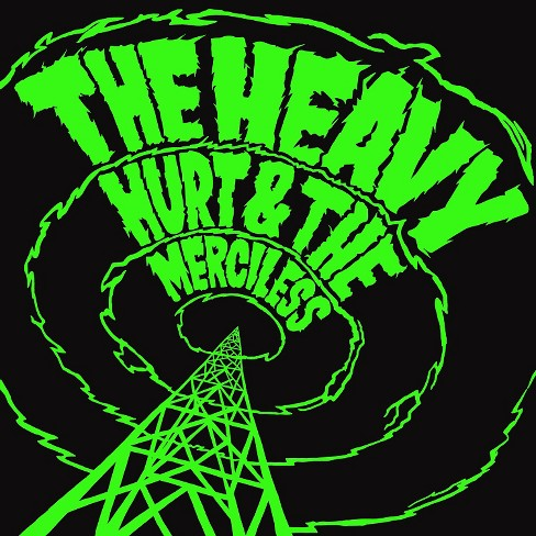 Heavy - Hurt & the merciless (CD) - image 1 of 1