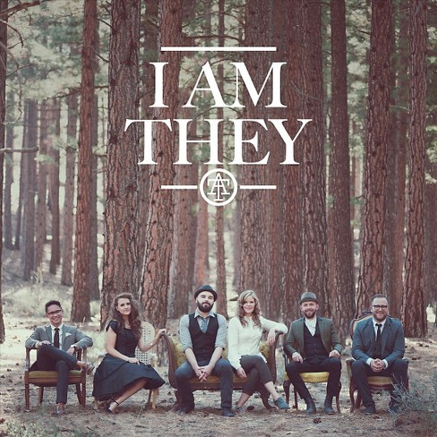 I am they - I am they (CD) - image 1 of 1