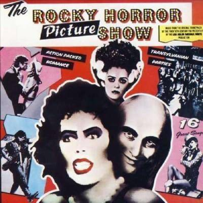 Various - Rocky Horror Picture Show (OST)(Vinyl)