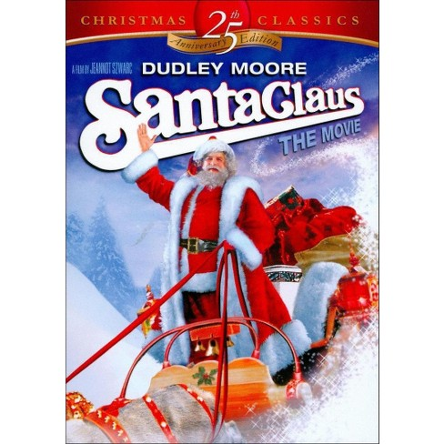 Santa Claus: The Movie (WS) (25th Anniversary) (dvd_video) - image 1 of 1