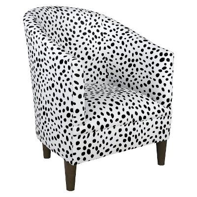 Merveilleux Custom Upholstered Tub Chair   Skyline Furniture®