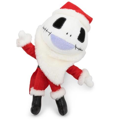 UCC Distributing Nightmare Before Christmas 5-Inch Santa Jack Skellington Plush - image 1 of 4