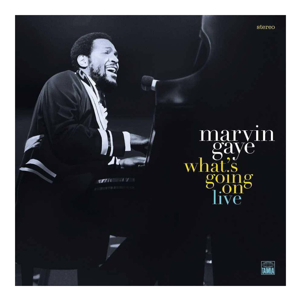 Marvin Gaye - Whats Going On (CD)