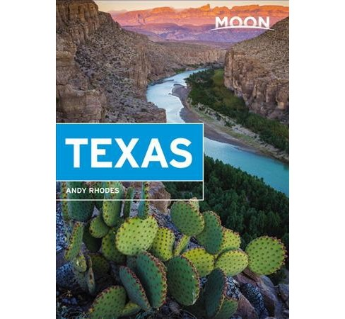 Moon Texas (Paperback) (Andy Rhodes) - image 1 of 1