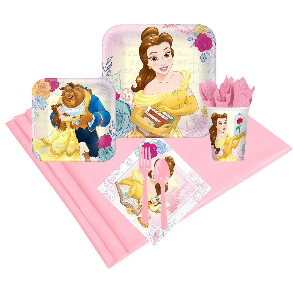 8ct Beauty and the Beast Party Pack