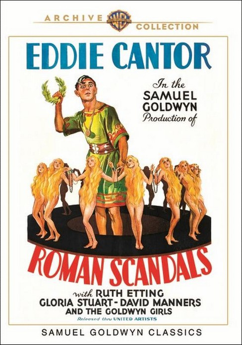 Roman scandals (DVD) - image 1 of 1