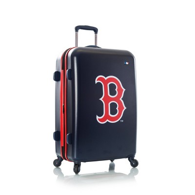 "MLB Boston Red Sox 26"" Spinner Wheels Suitcase"