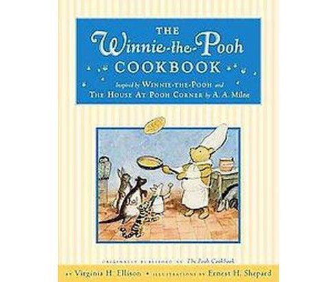 Winnie-the-Pooh Cookbook (Revised / Reprint) (School And Library) (Virginia H. Ellison) - image 1 of 1