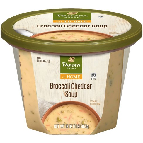 Panera Bread at Home Broccoli Cheddar Soup - 16oz - image 1 of 4