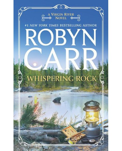 Whispering Rock (Reissue) (Paperback) by Robyn Carr - image 1 of 1
