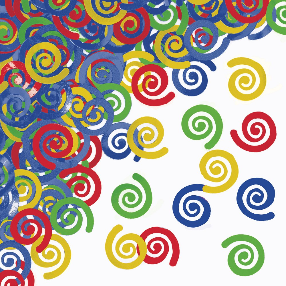 Creative Converting Confetti, Multi-Colored