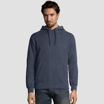 Hanes Men's Comfort Wash Fleece Pullover Hooded Sweatshirt by Hanes
