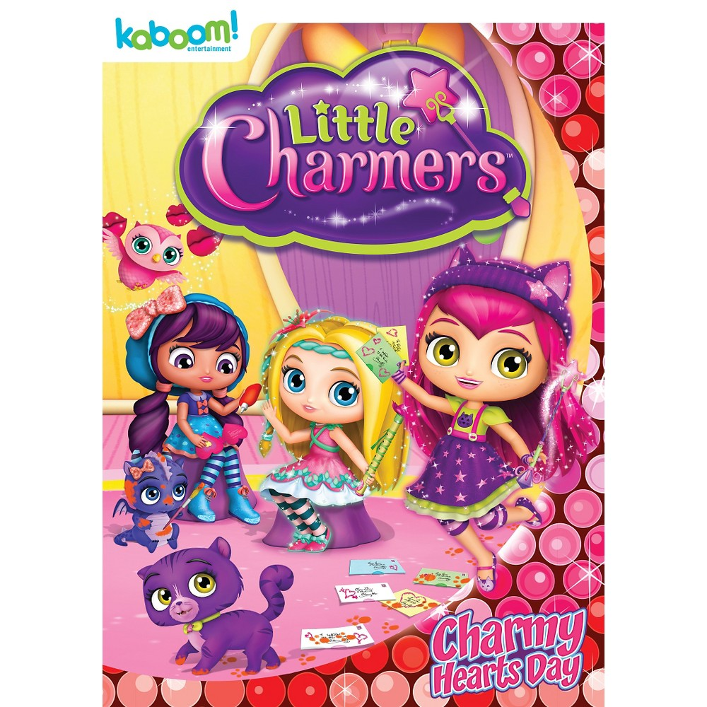 Little charmers:Charmy hearts day (Dvd)