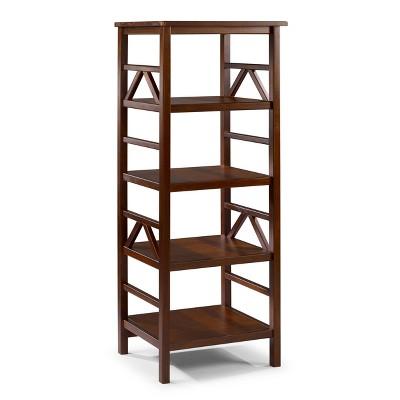 Titian 4 Shelf Bookcase - Linon