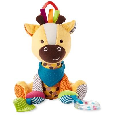 Skip Hop Bandana Buddies Stroller Toy - Giraffe