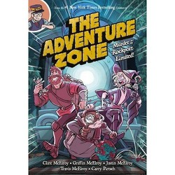 Adventure Zone - Murder on the Rockport Limited -  (Paperback)