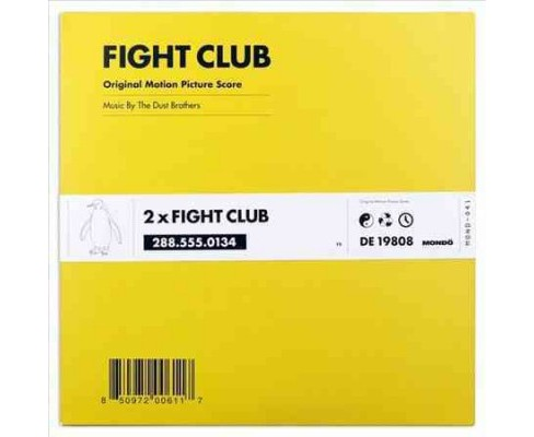 Dust Brothers - Fight Club (Ost) (Vinyl) - image 1 of 1