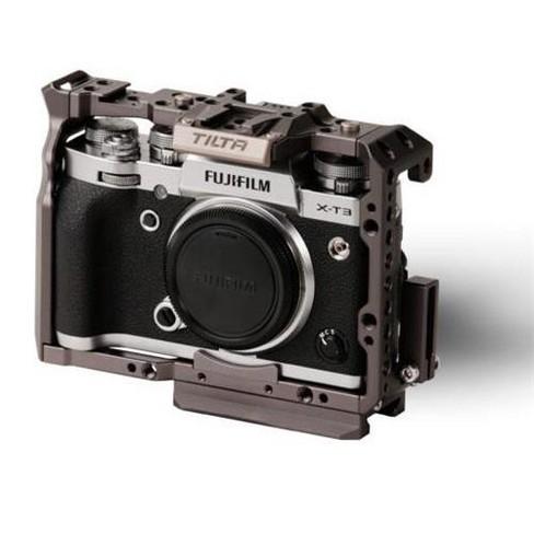 Tilta Full Camera Cage for Fujifilm X-T3, Gray - image 1 of 3
