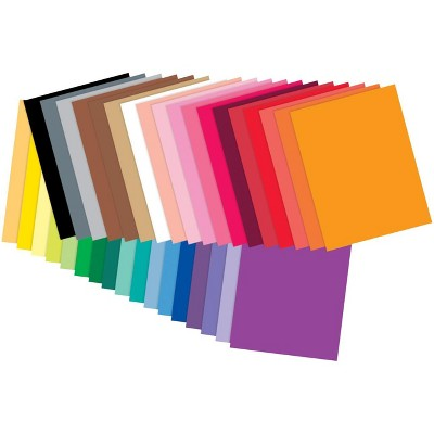 Tru-Ray Construction Paper Classroom pk, Assorted Sizes and Colors, 2000 Sheets