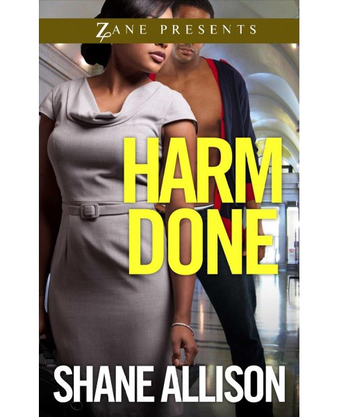 Harm Done (Paperback) (Shane Allison) - image 1 of 1
