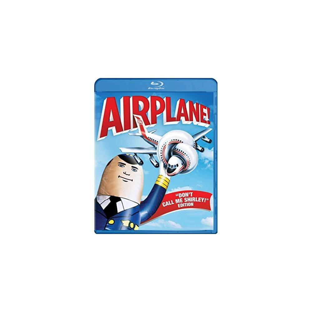 Airplane! (Blu-ray), Movies