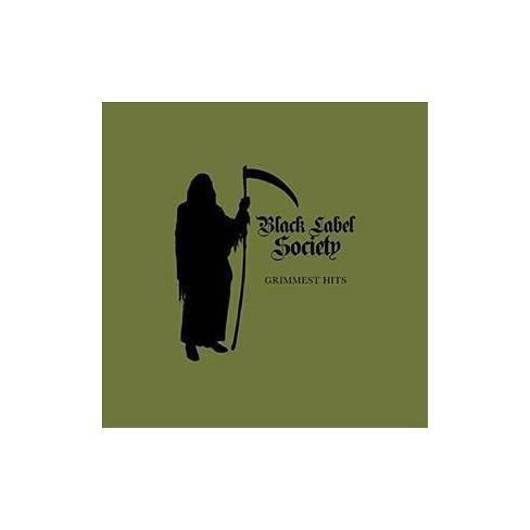 Black Label Society - Grimmest Hits (Vinyl) - image 1 of 1