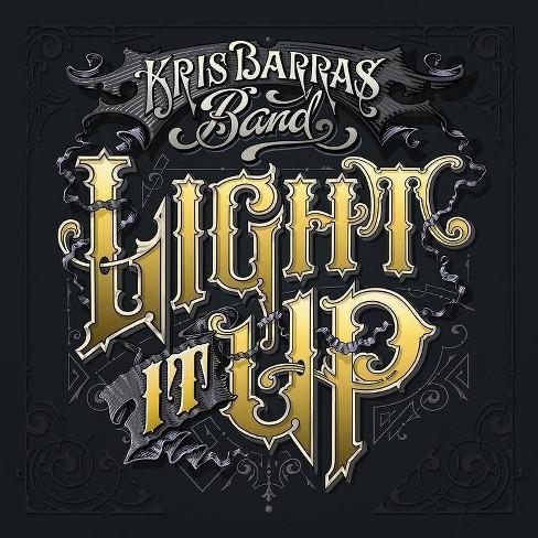 Kris Band Barras - Light It Up (CD) - image 1 of 1