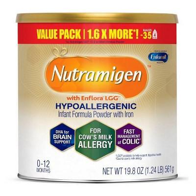 Baby Formula: Enfamil Nutramigen Powder