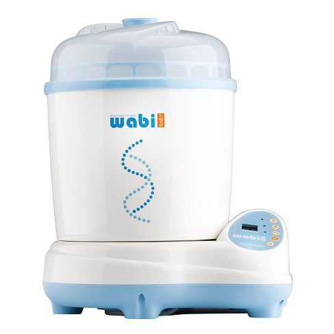 Wabi Baby Electric Steam Baby Bottle Sterilizer And Dryer Plus Target