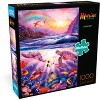 Buffalo Games Marine Color: Turtle Bay Puzzle 1000pc - image 3 of 4