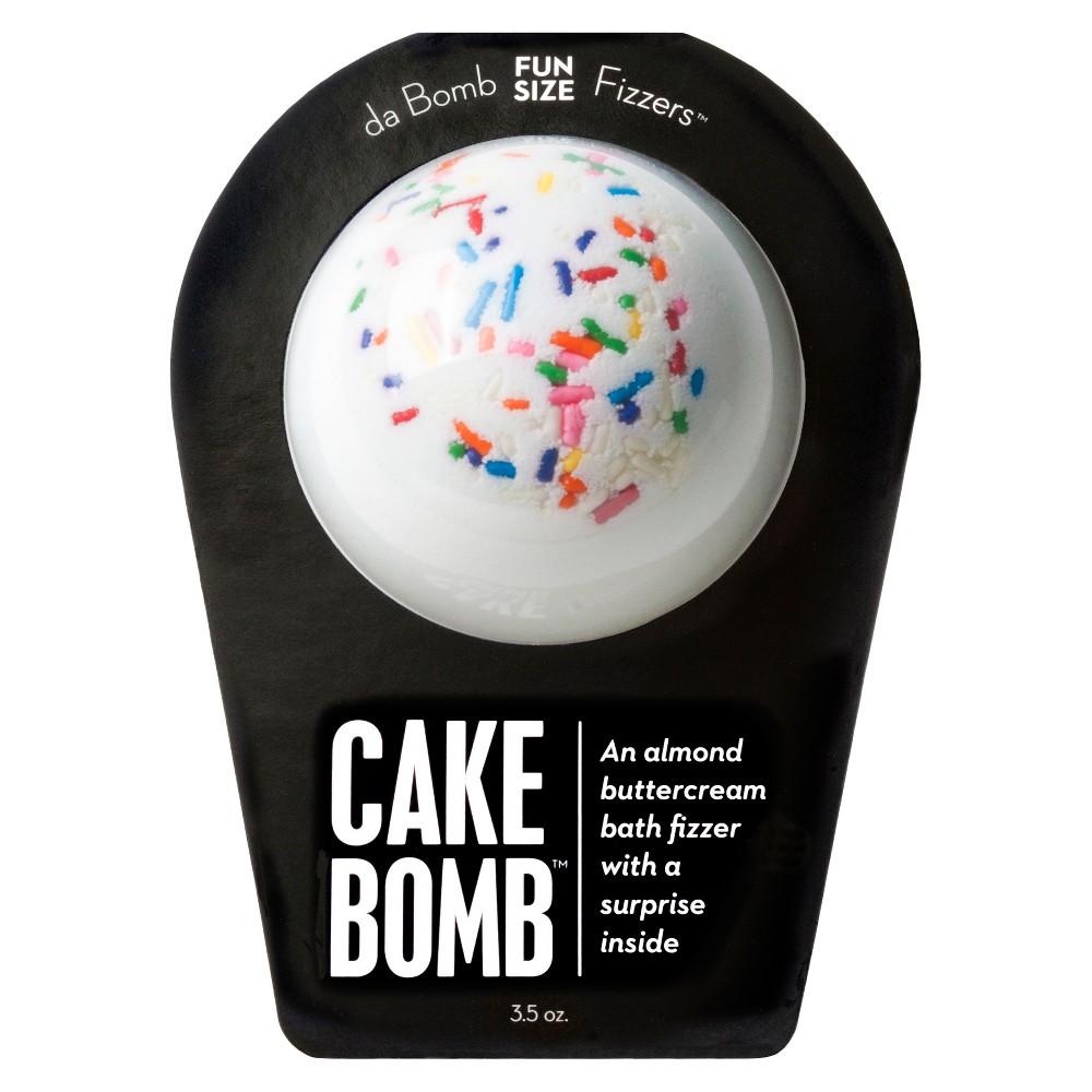Image of Da Bomb Bath Fizzers Cake Bomb Bath Soak
