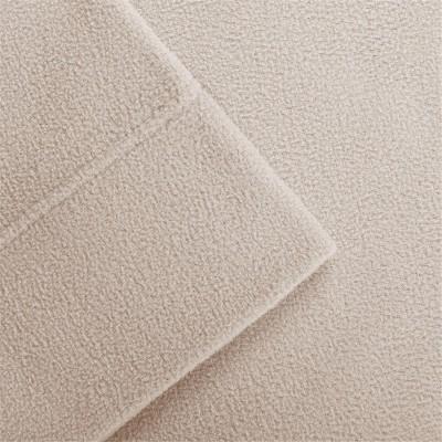 Microfleece Sheet Set (Queen)Khaki
