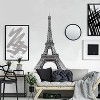 13 Eiffel Tower Peel and Stick Giant Wall Decal Black - ROOMMATES - image 4 of 4